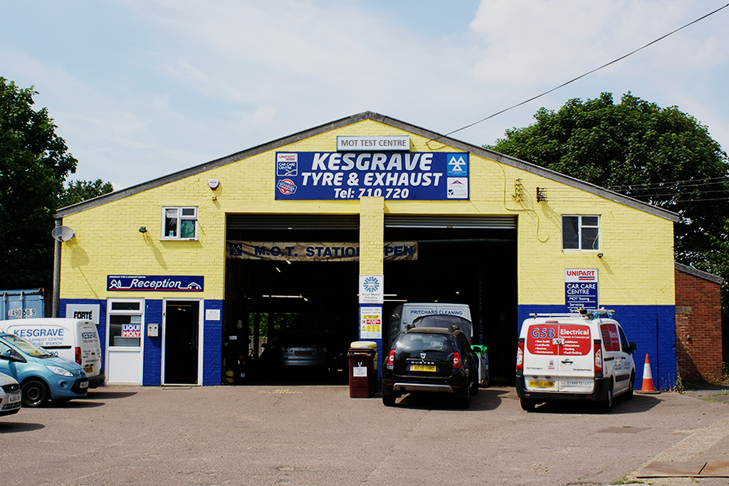 Kesgrave Tyre and Exhaust Centre