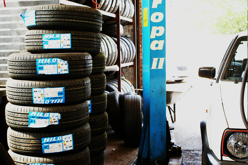 New Tyres at Kesgrave Tyre and Exhaust Centre