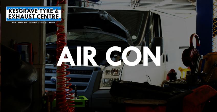 Kesgrave Tyre and Exhaust Centre Air Conditioning