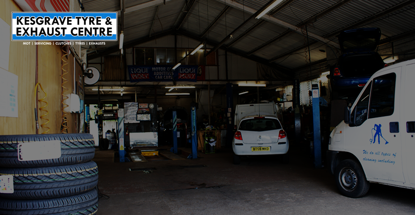 Kesgrave Tyre and Exhaust Clutch replacement