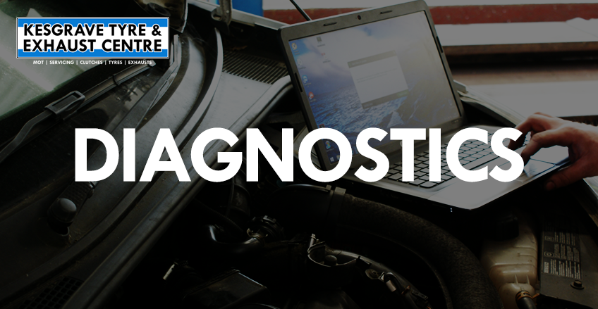 Kesgrave Tyre and Exhaust Diagnostic Test