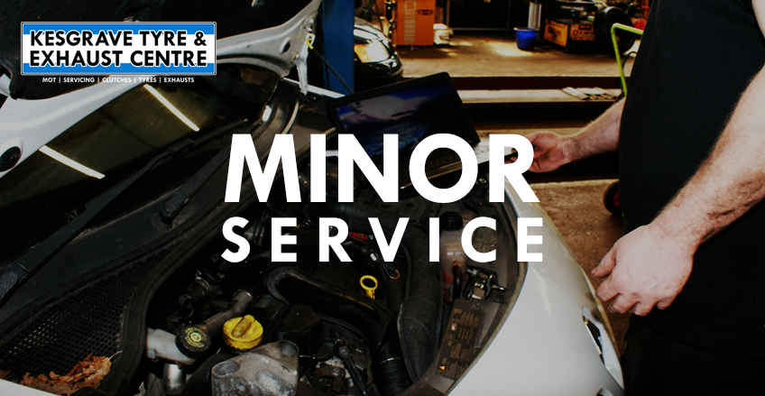 Kesgrave Tyre & Exhaust Centre minor service