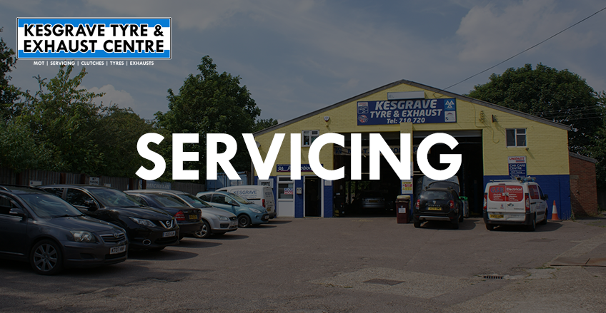 Kesgrave Tyre & Exhaust Centre Servicing