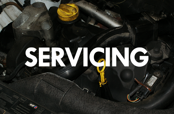 Kesgrave Tyre & Exhaust provide Vehicle Servicing