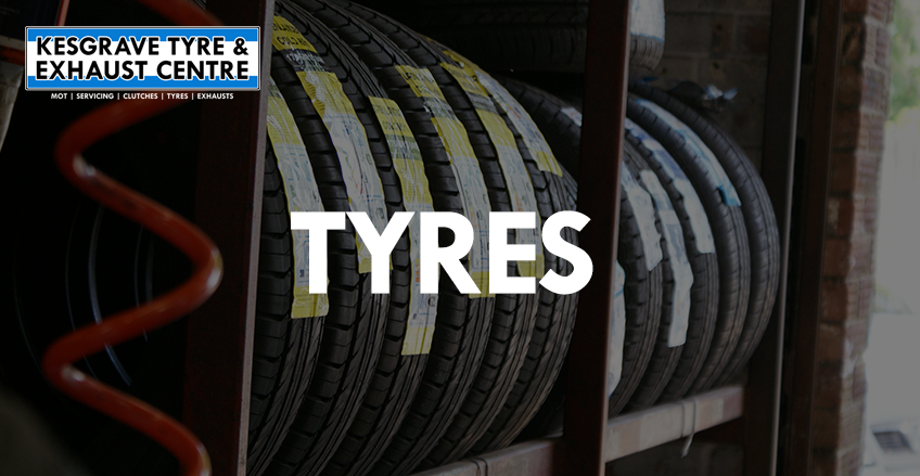 Kesgrave Tyre & Exhaust Centre provide all typres of Tyres